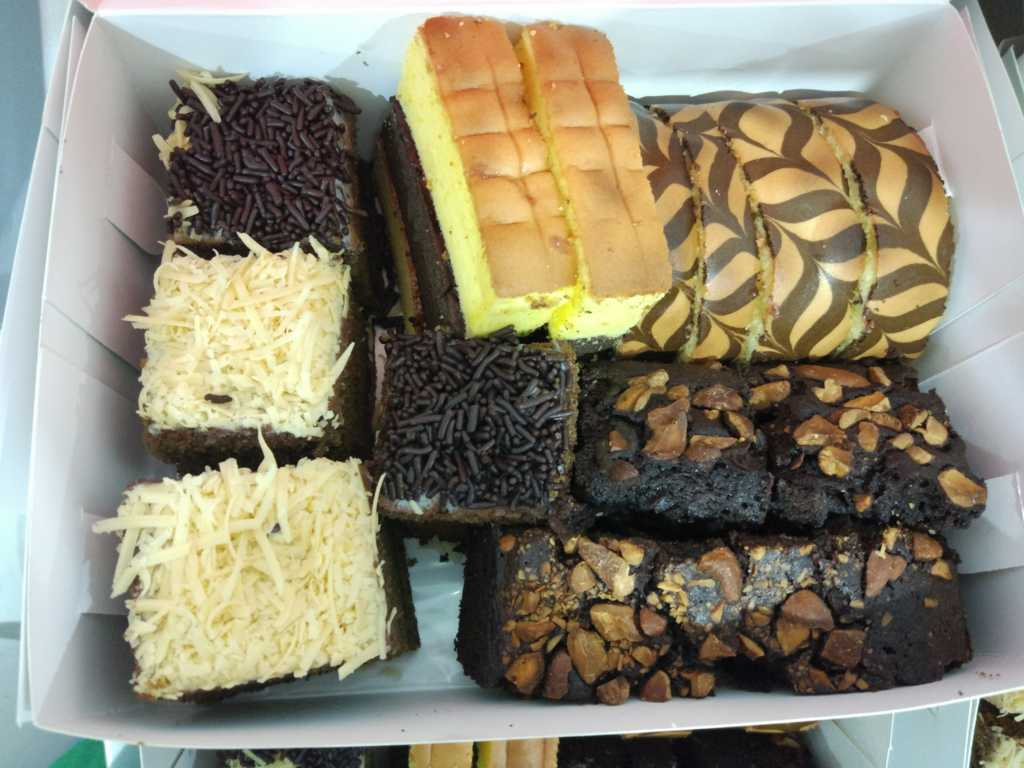 Pelatihan Tristar – Basic Cake SPIKU, ROLL CAKE, BROWNIES, SPONGE CAKE