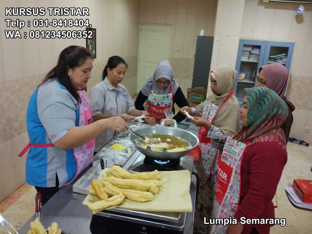 Pelatihan Lumpia Semarang